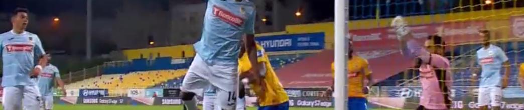 Rafael Bracali assina defesa impressionante no Estoril 1-1 FC Arouca