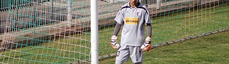 Ricardo Ferreira cumpriu 100 jogos pelo Portimonense SC
