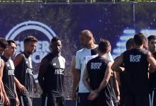 Andrés Fernández, José Sá e Ricardo Nunes começam trabalhos com Rui Barbosa no FC Porto