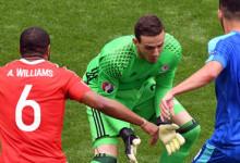 Danny Ward v. Matús Kozácik – Estatísticas – País de Gales 2-1 Eslováquia