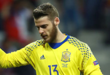 David De Gea v. Volkan Babacan – Estatísticas – Espanha 3-0 Turquia