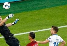 Números e estatísticas dos guarda-redes do Euro'2016 – Primeira jornada