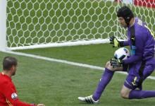 Petr Cech v. David De Gea – Estatísticas – República Checa 0-1 Espanha