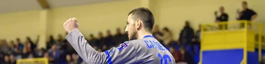 Ricardo Candeias nomeado para melhor guarda-redes da Pro D2 2015/2016