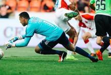 Cássio Anjos decisivo a fechar a baliza – Slavia Praga 0-0 Rio Ave FC