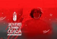 Guillermo Ochoa emprestado ao Granada CF