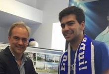 João Moniz assina pelo CF Os Belenenses