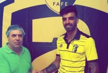 Ricardo Fernandes emprestado à AD Fafe