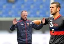 Eduardo Carvalho no Chelsea FC a pedido de Gianluca Spinelli