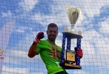 Nuno Hidalgo é campeão de Futebol de Praia na Polónia pelo Grembach Lodz