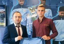 Pawel Sokol assina pelo Manchester City FC aos 16 anos