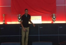Carlos dos Santos contratado pelo SL Benfica aos 16 anos