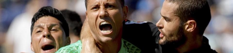 Diego Alves torna-se no guarda-redes com mais penaltis defendidos na La Liga