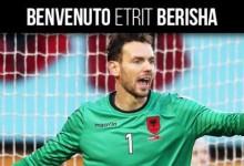 Etrit Berisha emprestado ao Atalanta BC