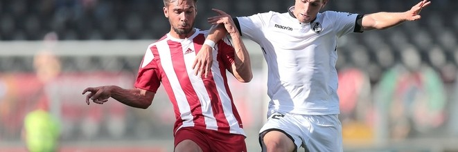 Defesa André Teixeira assume a baliza e defende penalti – CD Aves 1-1 Leixões SC