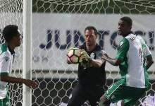 Beto Pimparel estreou-se pelo Sporting CP com baliza virgem e três defesas