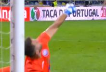 Diogo Almeida em grande com 6 intervenções – GD Gafanha 0-3 FC Porto