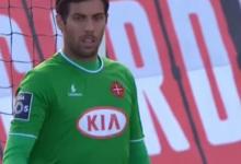 Hugo Ventura assina bela defesa no GD Chaves 3-1 CF Os Belenenses