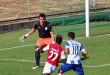Pedro Albergaria está sem sofrer há quatro jogos consecutivos