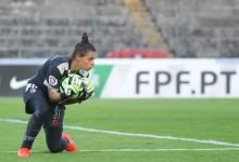 Rute Costa destacou-se contra o Sporting CP e não sofre há 270 minutos pelo SC Braga