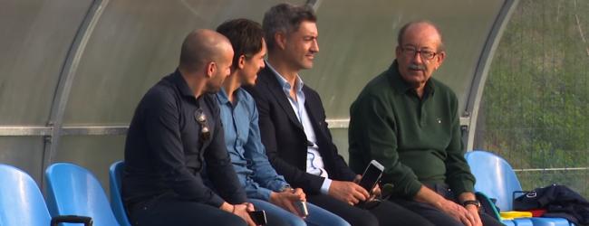 Vítor Baía observou Filipe Semedo, João Monteiro, André Duarte, João Gonçalo, Rui Ribeiro e João Faria