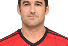 José Sambade é o treinador de guarda-redes do Baniyas