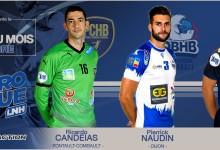 Ricardo Candeias nomeado para jogador do mês na Pro Ligue