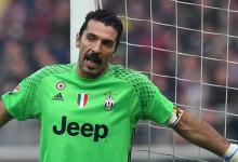 """Gianluigi Buffon: """"Aos 31 anos tive uma operação forte e disseram que vão voltaria a jogar"""""""