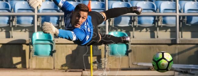 Miguel Carvalho, 20 anos, fez o segundo jogo no Campeonato e encantou pelo SC Farense