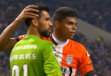 Vaná Alves em grande destaque no FC Porto 1-1 CD Feirense