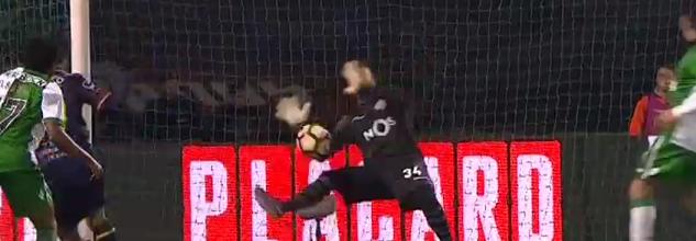 Beto Pimparel brilha em 3 defesas – GD Chaves 1-0 Sporting CP