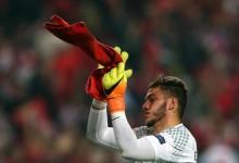 Ederson Moraes renova pelo SL Benfica