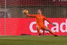 Giorgi Makaridze faz defesa espetacular e dá a Taça da Liga ao Moreirense FC