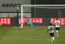 Hugo Marques impede mais dois golos no SC Braga 4-0 Covilhã