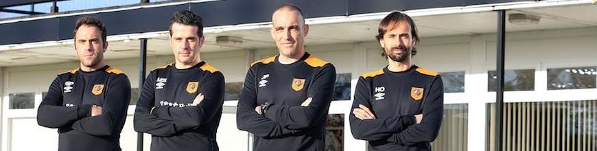 Hugo Oliveira é o novo treinador de guarda-redes do Hull City AFC