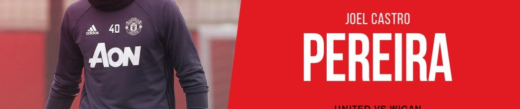 Joel Pereira entrou aos 80 minutos e estreou-se no Manchester United FC