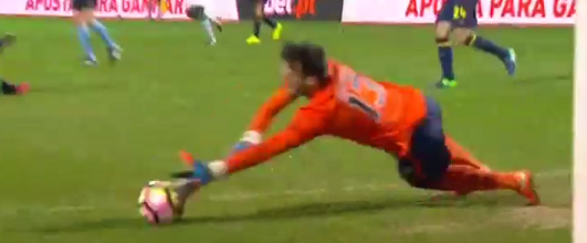Ricardo Nunes assina defesa crucial – GD Chaves 2-2 Sporting CP