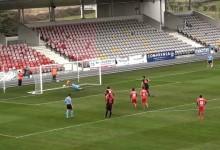 Vozinha defendeu dois penaltis no Gil Vicente FC 1-1 SL Benfica B