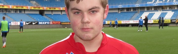 Stian Grytbakk treinou com os seniores do Molde aos 15 anos