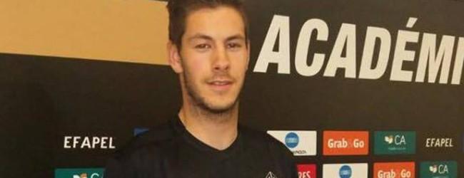 Alexandre Verdade promovido à equipa sénior da Académica