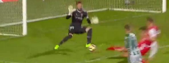Carlos Marafona em bom plano em momentos complicados – Vitória FC 1-1 SC Braga