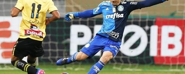 Fernando Prass celebrou 200 jogos com o SE Palmeiras