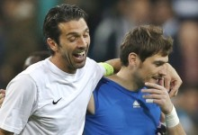 Iker Casillas e Gianluigi Buffon defrontam-se pela 16ª vez