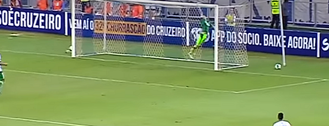 Giovanni Tiepo estreia-se em bom plano – Cruzeiro EC 2-0 Chapecoense