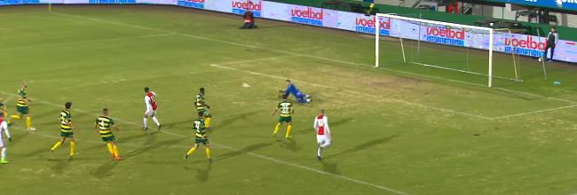 Miguel Santos defende e impulsiona reviravolta em vitória do Fortuna Sittard contra o Jong Ajax