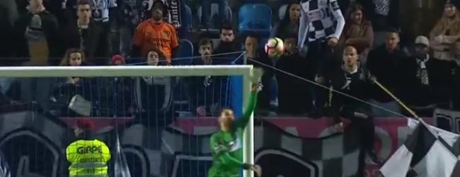 Vagner Silva assina defesa vistosa no CD Feirense 0-1 Boavista FC
