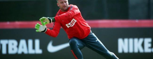 Artur Boruc retira-se da seleção Polaca