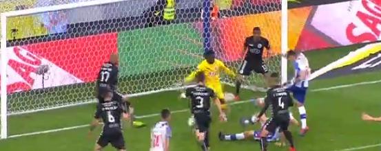 Bruno Varela preponderante com defesa de qualidade e saída no último minuto – FC Porto 1-1 Vitória FC