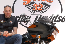 Christian Abbiati retirou-se e abriu concessionário Harley-Davidson