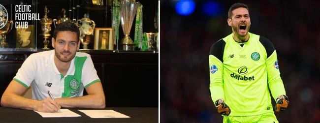 Craig Gordon renova pelo Celtic FC